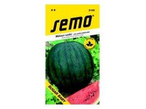 Meloun vodní - Sugar Baby zelený 0,6 g