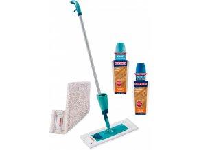 Leifheit Set Care&Protect pro parkety a voskované podlahy