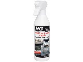 HG čistič na trouby a grily