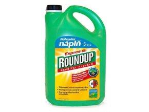 Roundup Expres 6h - 5 L NÁHRADNÍ NÁPLŇ