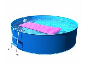 Bazén HECHT 3590 BLUESEA - samonosný bazén 3,50x0,90 m s příslušenstvím
