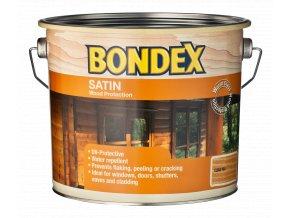 Bondex SATIN - Ořech 0.75l