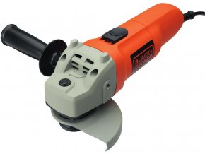 Black&Decker - Bruska úhlová 115mm/750W - BEZ KUFRU