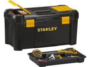 """Stanley Box na nářadí 19"""" s plastovými přezkami STST1-75520"""