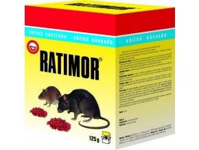 Ratimor - obilná nástraha 125 g
