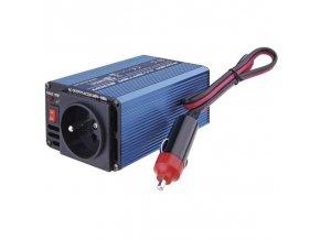 Měnič napětí do auta 12V/230V, 200W
