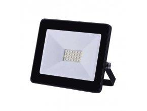 LED reflektor HOBBY SLIM, 20W neutrální bílá