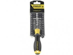 Šroubovák sada - Stanley 34 dílů - STHT0-70885