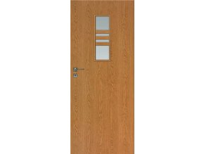 Interiérové dveře ASCADA 20 - Olše