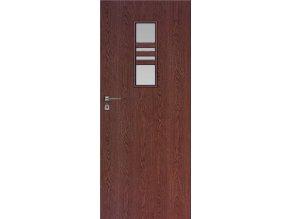 Interiérové dveře ASCADA 20 - Ořech