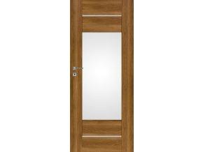 Interiérové dveře PREMIUM 3 - Dub Polský 3D