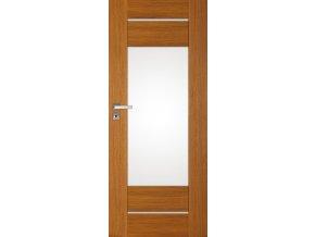 Interiérové dveře PREMIUM 3 - Dub zlatý ryf