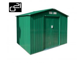 Zahradní domek na nářadí G21 - GAH 429 - 261x198x181
