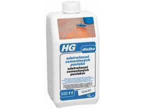 HG odstraňovač cementových povlaků