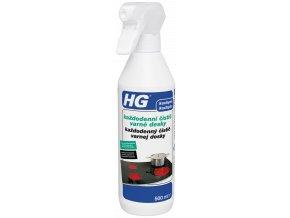 HG každodenní čistič varné desky