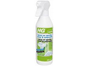 HG sprej na sprchy, vany & umyvadla