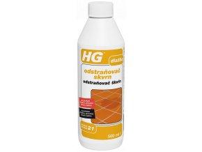 HG odstraňovač skvrn