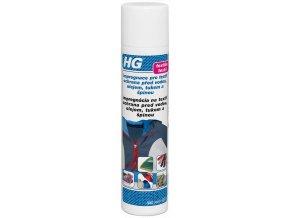 HG impregnace pro textil ochrana před vodou, olejem, tukem a špínou