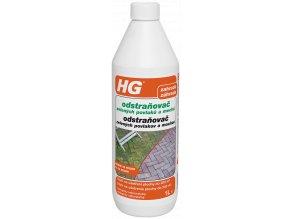 HG odstraňovač zelených povlaků a mechů – koncentrát