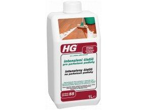 HG intenzivní čistič pro parketové podlahy