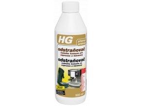 HG odstraňovač vodního kamene pro espresso a kávovary