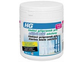 HG čisticí přípravek pro zářivě bílé záclony