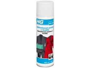 HG odstraňovač pachů z textilu