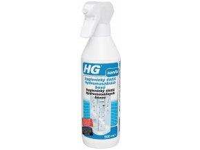 HG hygienický čistič hydromasážních boxů