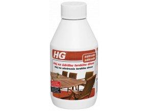 HG olej na údržbu tvrdého dřeva