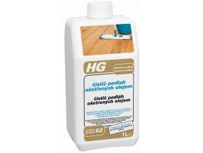 HG čistič podlah ošetřených olejem