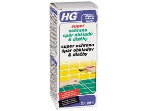HG super ochrana spár obkladů & dlažby