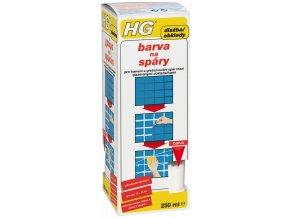 HG barva na spáry - bílá