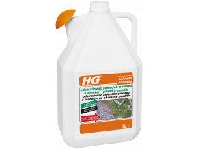 HG odstraňovač zelených povlaků a mechů – přímo k použití