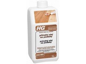 HG přírodní olej na podlahy