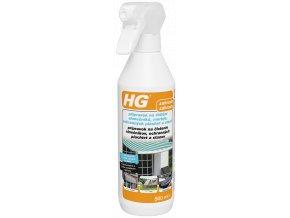 HG přípravek na čištění slunečníků, markýz, ochranných plachet a stanů