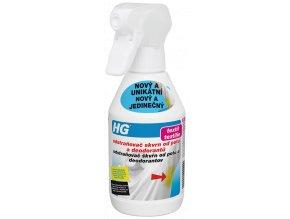 HG odstraňovač skvrn od potu a deodorantů