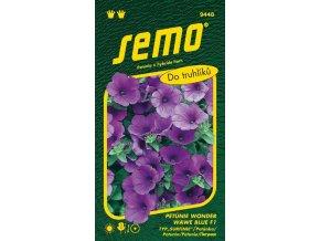 PETÚNIE - WONDER WAWE BLUE F1 / Petunia x hybrida HORT.