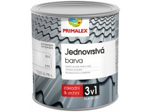 PRIMALEX 3v1 synt kov 0840 červhnědá (2.5l) N