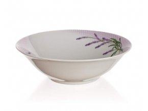 BANQUET Mísa porcelánová LAVENDER 22,9 cm