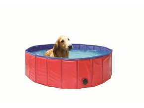 Bazén pro psy skládací  - O 80 cm