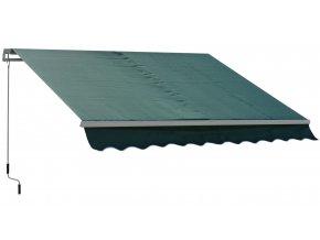 Markýza - 3x2m - zelená