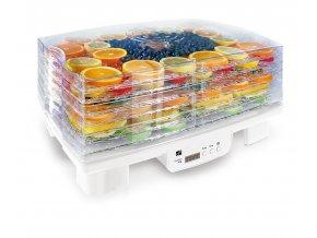 G21 - Sušička na ovoce, zeleninu a houby Paradiso velká - bílá