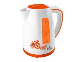 BRAVO Rychlovarná konvice Bella B-4430 - oranžoná