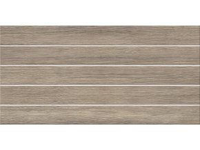 Cersanit PS 500 NATURE WOOD BROWN SATIN STRUCTURE 29,7 x 60 cm