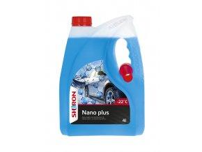 SHERON Zimní ostřikovač NanoPlus -22 °C 4 litry s nálevkou
