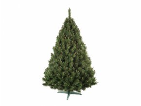 Vánoční stromeček Borovice + stojan 220cm - umělý