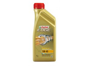 Olej CASTROL EDGE 5W-40 TI 1 LT