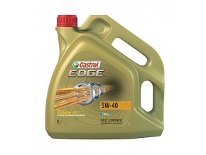 Olej CASTROL EDGE 5W-40 TI 4 LT