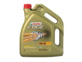 Olej CASTROL EDGE 5W-40 TI 5 LT