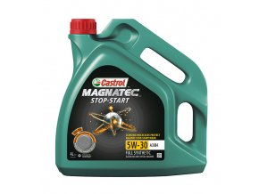 Olej CASTROL MAGNATEC STOP-START 5W-30 A3/B4 4 LT